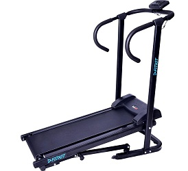 Fitkit FK95 Manual Treadmill