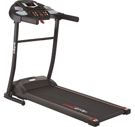 Healthgenie 3911M 1HP (2.5HP Peak) Foldable Motorized Treadmill