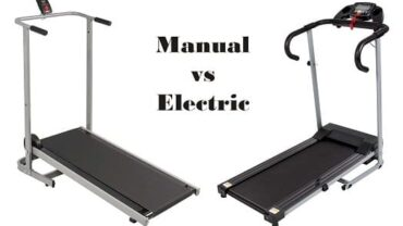 Manual Treadmill vs. Electric Treadmill