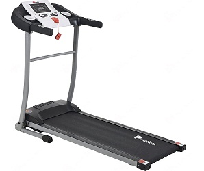 PowerMax Fitness TDM-98 1.75HP Motorized Treadmill