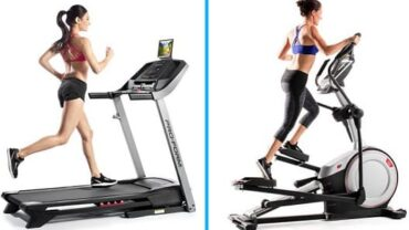 Treadmill Vs. Cross Trainer