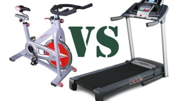 Treadmill Vs. Cycling Machine