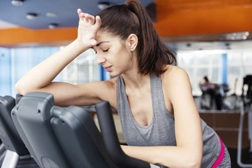 Treadmill Workout Mistakes